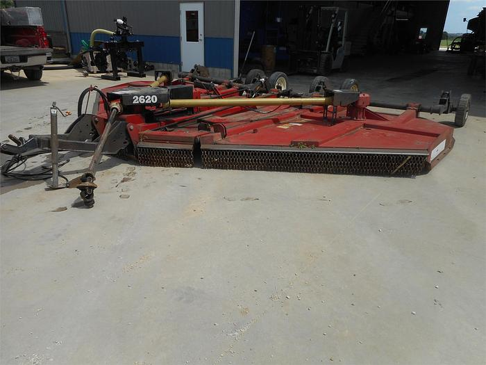 Used BUSH HOG 2620 Rotary Mower