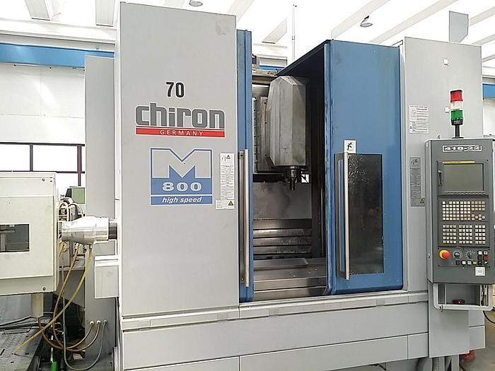 2006 CHIRON MILL 800