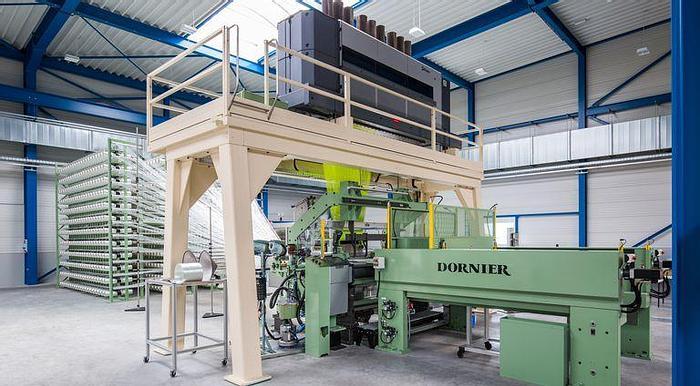 Dornier Tritos PP 3D weaving machine