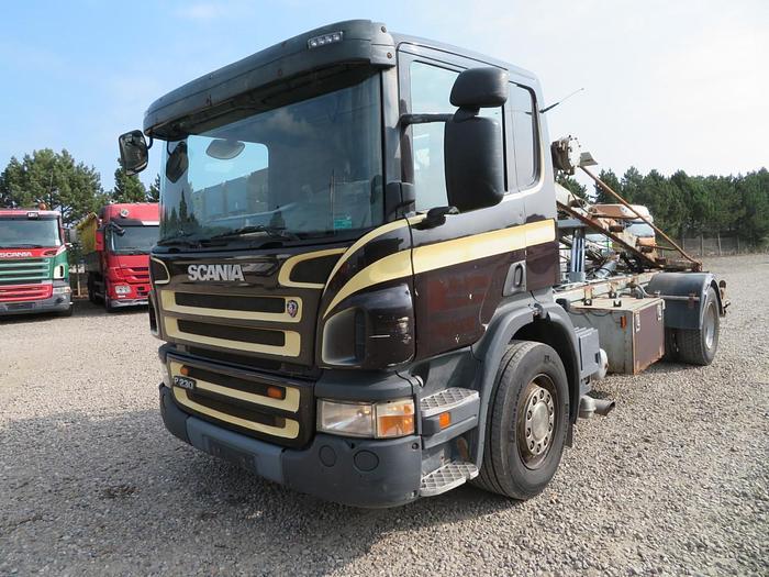 Used 2006 Scania P230 4x2 Hejs Euro 4