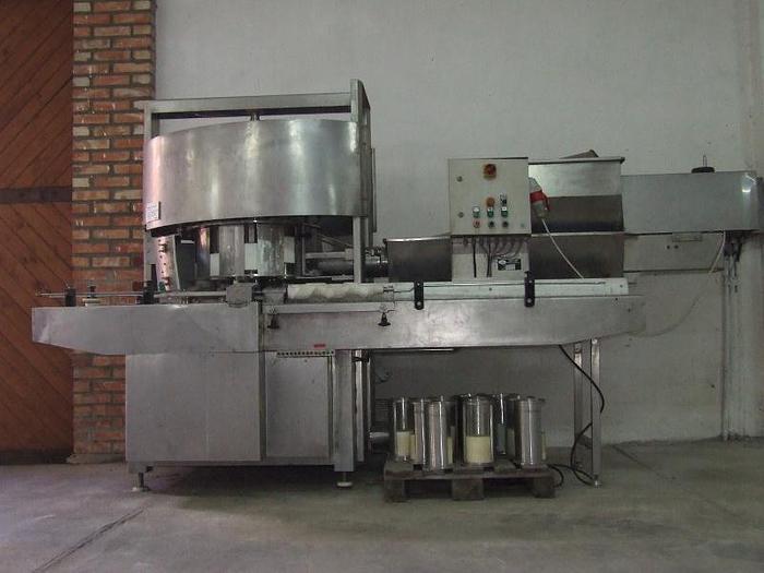 Używane Napełniarko-dozownica sałatek firmy ENGLER