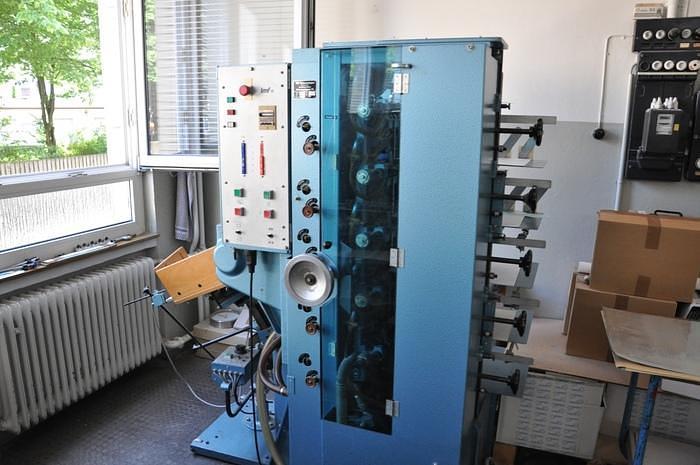 Gebraucht TMF Zusammentragmaschine Typ N5, Baujahr unbekannt, #1265769