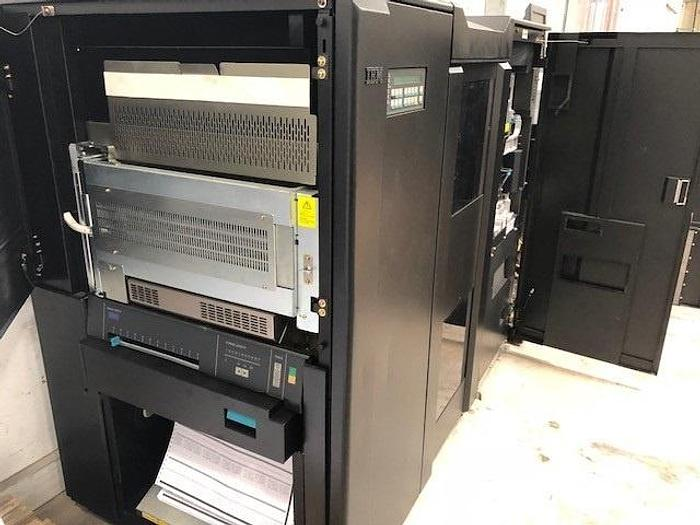 2012 - Ricoh InfoPrint 4100 HS2 Enhanced Simplex Printing System (Pinless - LOW FOOT COUNT)