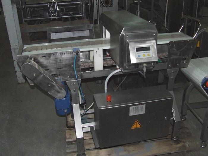 Używane Detektor metalu LOCK