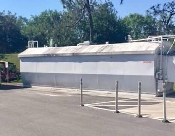 Used Storage Fuel Tank