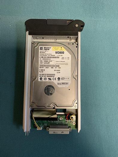 Gebraucht Western Digital WD800 (WD80088-75CAAD) 80GB Festplatte