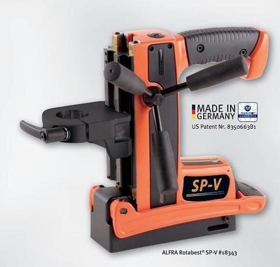 Alfra GmbH Drill stand SP-V