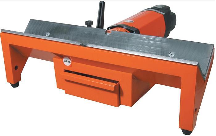 Alfra GmbH KFT 500 Edge Deburring & Bevelling Machine