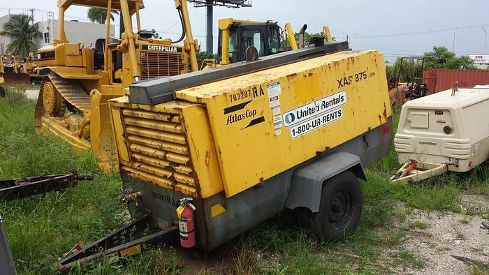 2007 ATLAS COPCO XAS375JD6