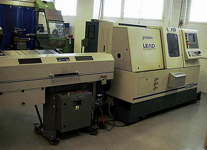 Used Gildemeister GRAZIANO GT 300 - 2000
