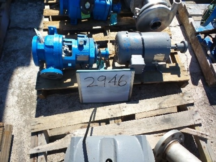 Griswold 3'' x 2'' Centrifugal Pump #2946