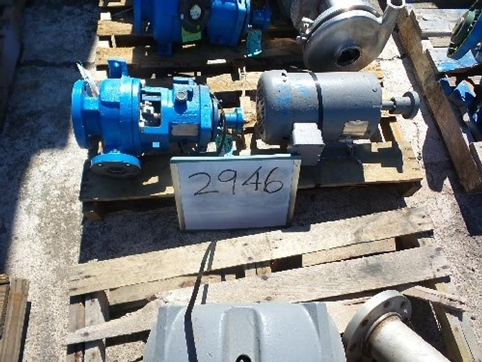 Used Griswold 3'' x 2'' Centrifugal Pump