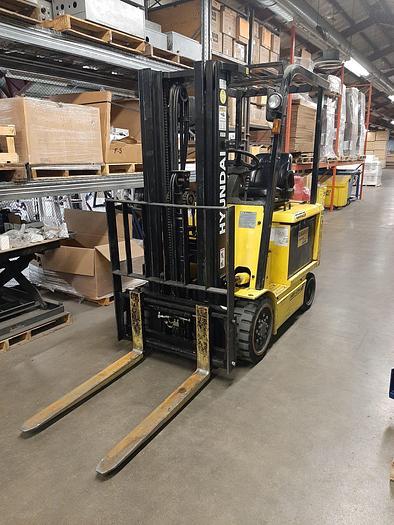Used 2007 Hyundai HBF25C-7 – 5000 lb. Forklift
