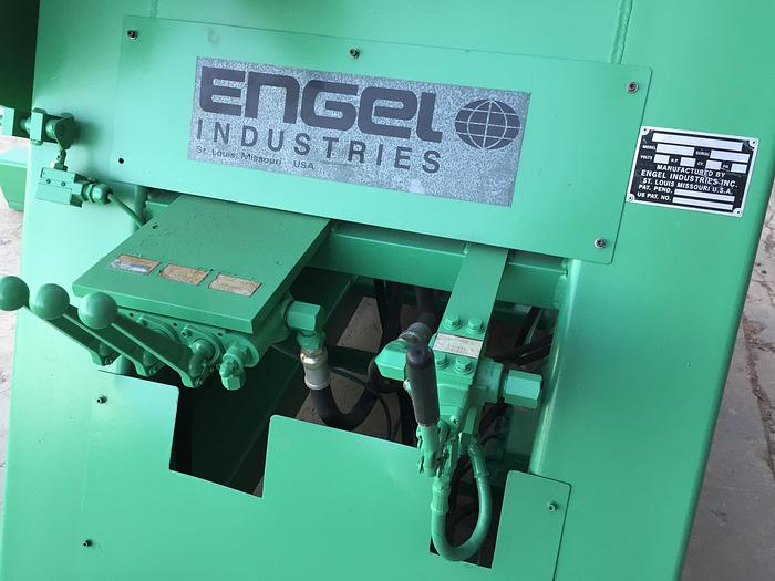 "60"" x 16 Ga. Engel Cut-To-Length Line"