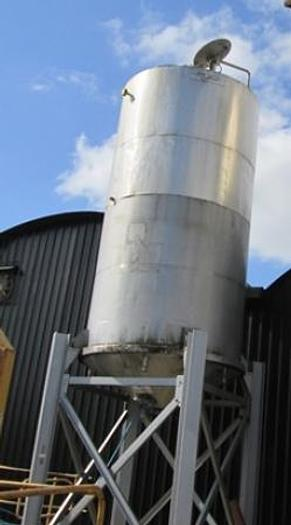 Used 20,000 Litre Stainless steel Jacketed & Insulated Tank