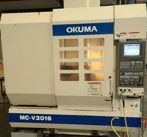 Used Okuma MC-V3016