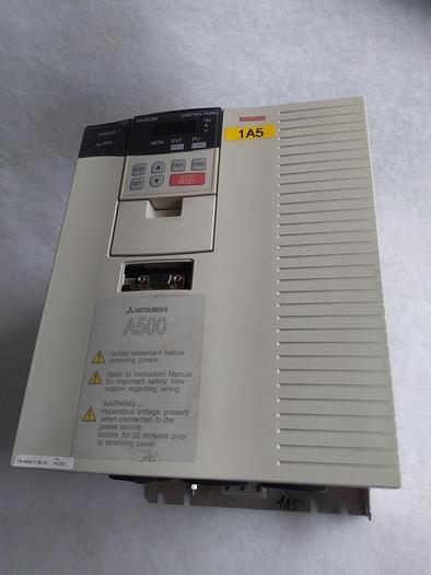 Gebraucht Mitsubishi Electric, Frequenzumformer Freqrol A500, FR-A540-7.5K-EC