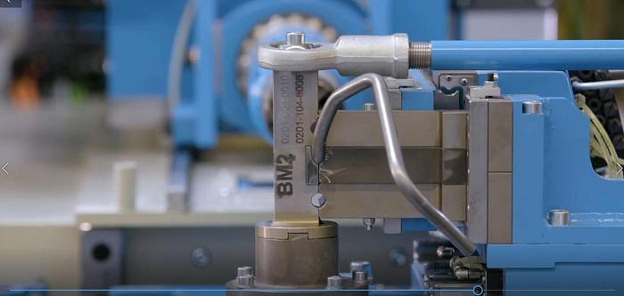 T&P Transfluid Small Pipe Bending