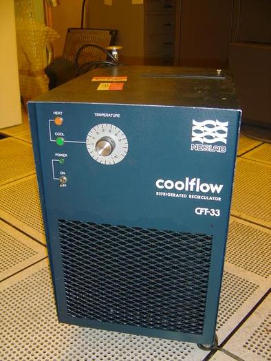 Used Neslab CoolFlow CFT 33 Chiller