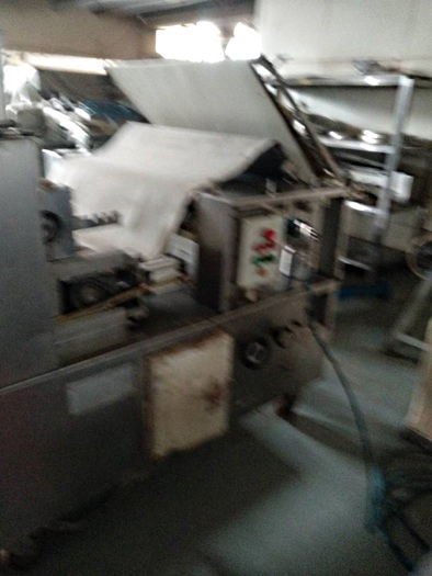 Bartom 1m wide ROTARY BISCUIT MOULDER