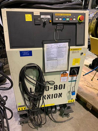 FANUC RJ3IB ROBOT CONTROL CABINET ONLY COMPLETE