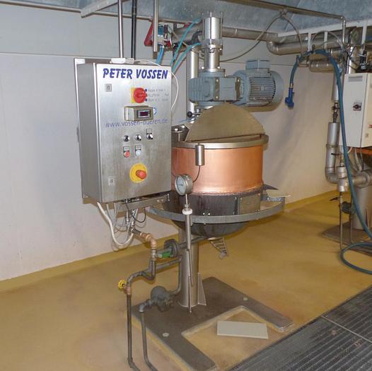 Gebraucht gebr. Kochrührwerk PETER VOSSEN GmbH