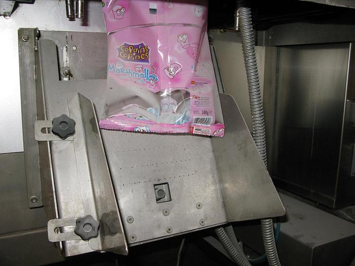 Item # 8176 – BAGGING MACHINE, VERTICAL FORM FILL SEAL
