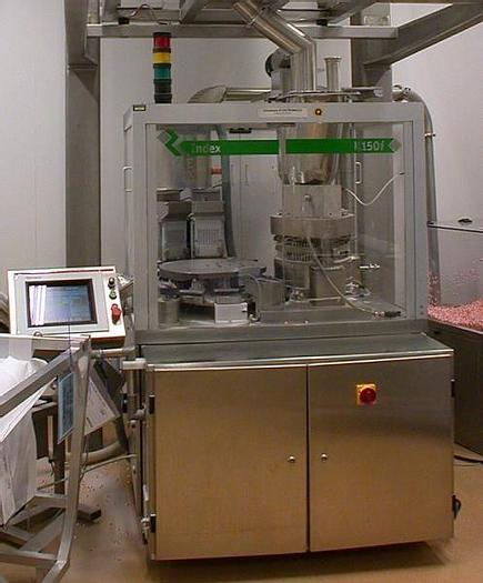 Used G15080D - Capsule Filler for Powder INDEX K 150 i