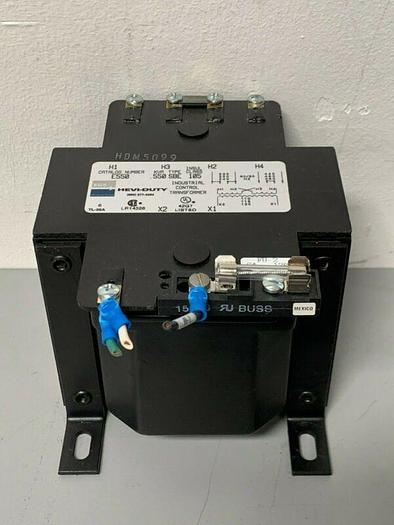 Used EGS E550 Hevi-Duty Industrial Control Transformer