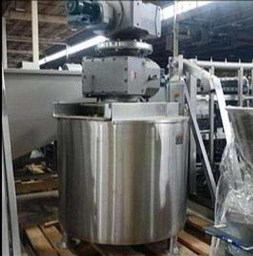 Used Lee 270 Gallon Double Action Cooking Kettle