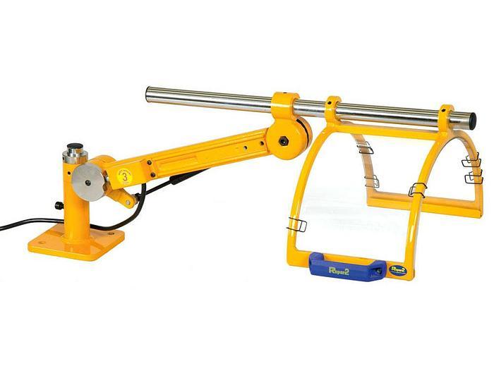 Repar2 300mm Vertical Lifting Arm Chuck Guard for Lathes