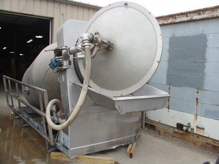 Used Challenge/RMF Vacuum Tumbler; Md#MP-3
