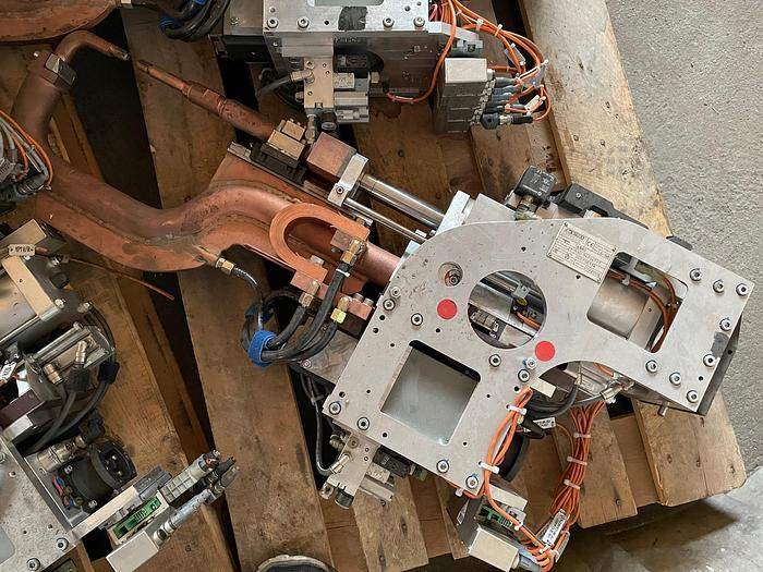 Gebraucht Punktschweisszange für Roboter  SERRA C-50