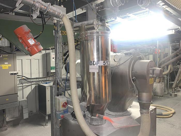 Used JENCO C36-30SC-TYPE1 Vacuum Hopper