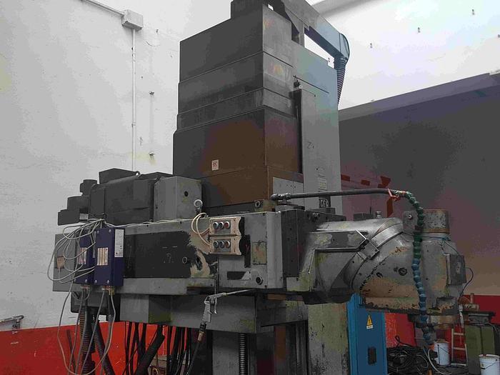 FRESATRICE A BANCO FISSO TIGER BF 2700 CNC