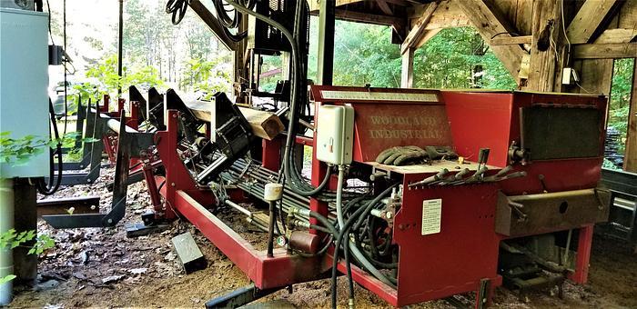 Used 1997 Woodland Pro 4000 #19685