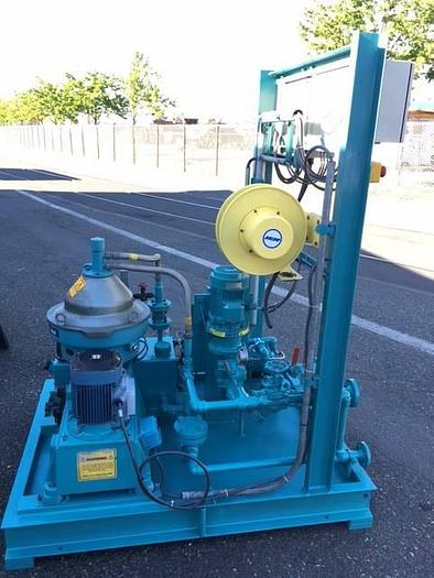 Alfa/Laval MMPX -304 SGP-11 Fuel-Oil-Water separator