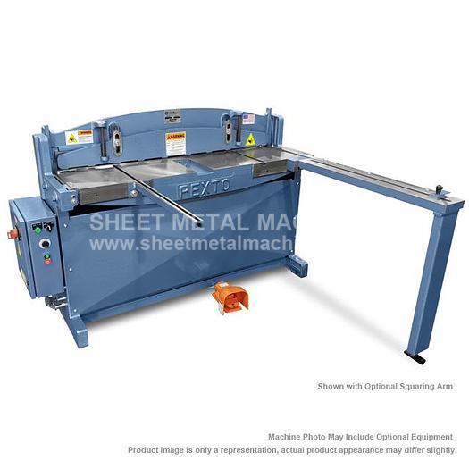 ROPER WHITNEY 230V/1PH Hydraulic Squaring Shear PH-52