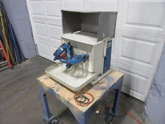 Used TURBULA MODEL T-2C MIXER BLENDER SHAKER (#9664)