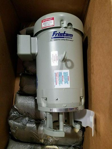 Used Fristam Baldor Super-E Washdown Duty Pump Motor CEWDM3710T 7.5 Hp 1770 RPM