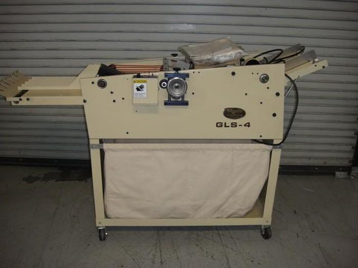 Used Therm-O-Type GLS-4 Business Card Slitter