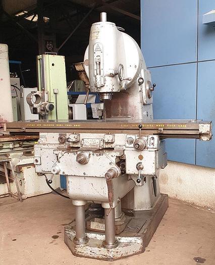 TOS FA5V Vertical Milling Machine