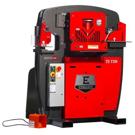 Edwards 75 ton  75 Ton Ironworker