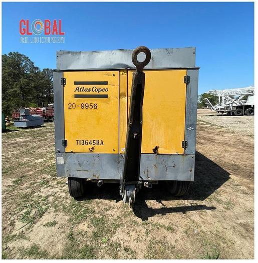 Used Item 0970 - 2006 Atlas Copco XAS1600 Portable Air Compressor