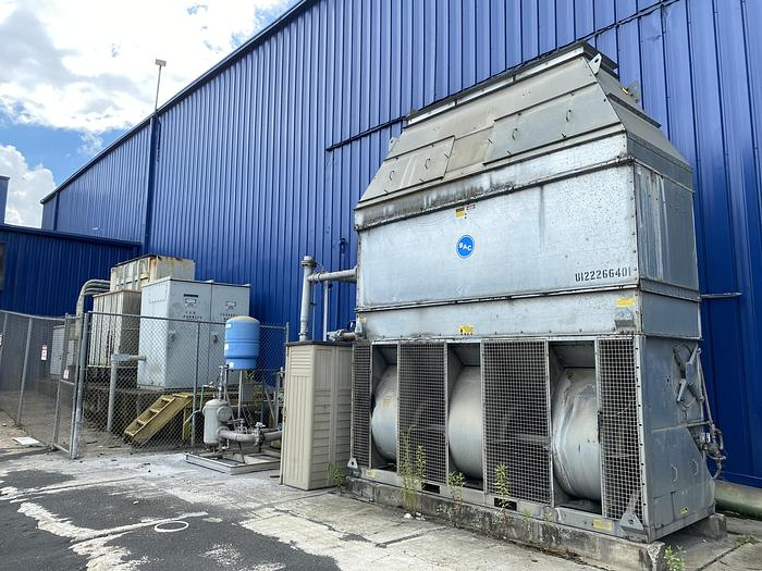 BAC CLOSED TYPE COOLING TOWER