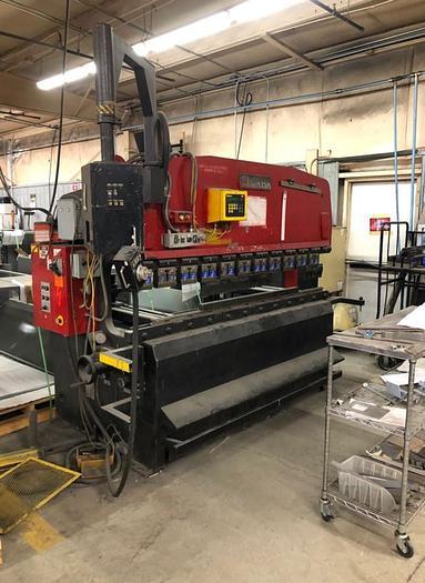 1993 88 Ton Amada RG-80 CNC Press Brake