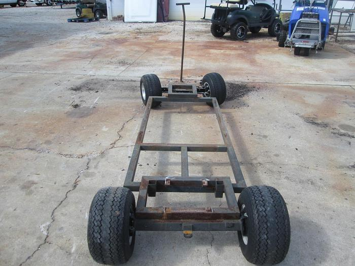 Pull Behind 4 Wheel Cart
