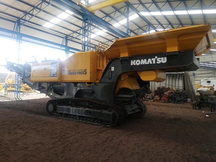 2006 Komatsu BR 380