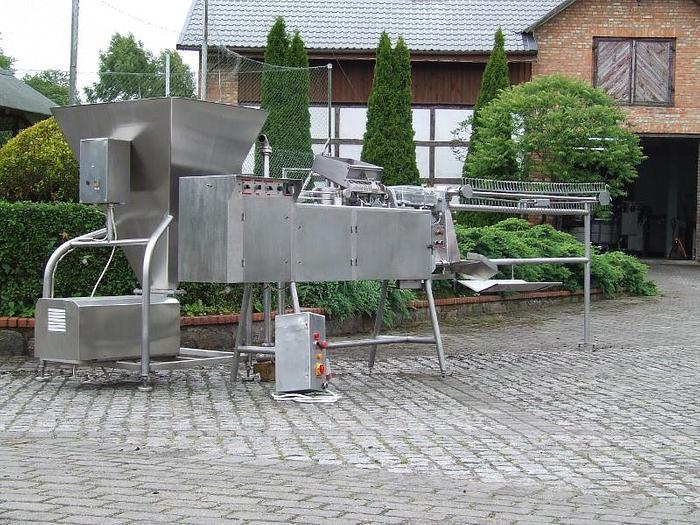 Używane Automat do produkcji parówek z pompą farszu