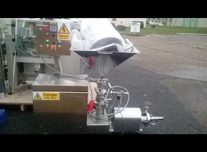 Used Ytron ZC Liquid Mixer